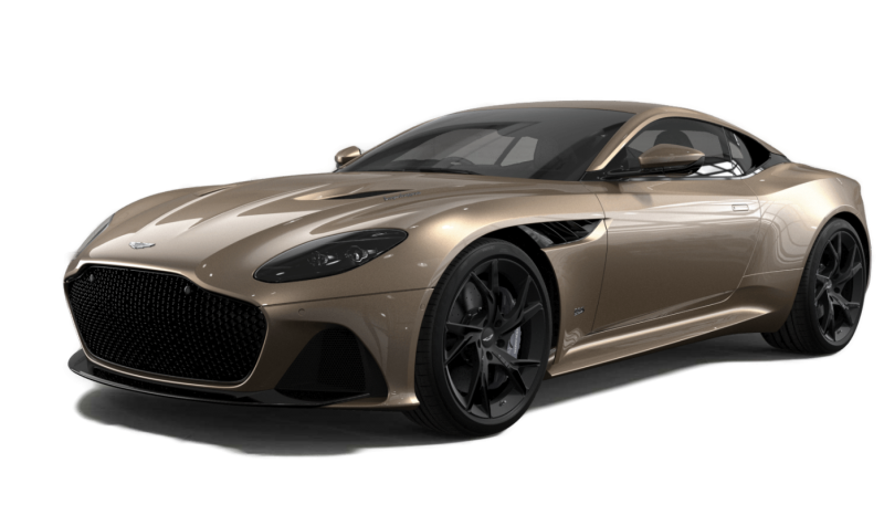 Aston Martin - DBS Superleggera EN