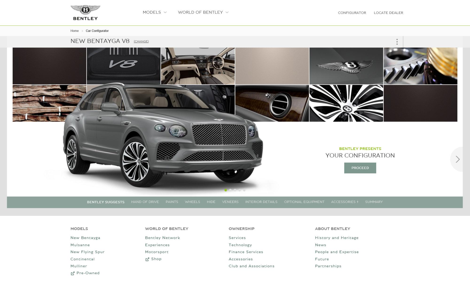 The Future Of Digital Craftsmanship Bentley S Intelligent Configurator Thomas Automobile Leidenschaft En